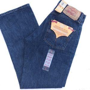 NWT Levi's original 501 jeans, dark wash